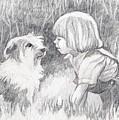 Dog Whisperer by Liisa McInnis
