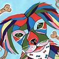 Doggie Dreams - Cute Animals by Kathleen Sartoris