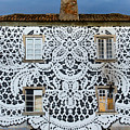 Doily House by Edgar Laureano