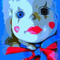Doll In Blue by Ed Weidman