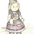 Doll by Yana Sadykova
