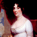 Dolley Madison 1768-1849, First Lady by Everett