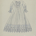 Doll's Dress by Edith Towner