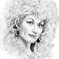 Dolly Parton by Murphy Elliott