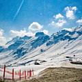 Dolomites 3 by Ingrid Dendievel