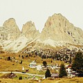 Dolomites, Italy by Celestial Images