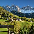Dolomites View by Brian Jannsen