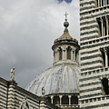 Dome In Siena by Stan and Anne Foster