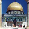 Dome Of The Rock by Granger
