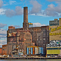 Domino Sugar Water View by Alice Gipson