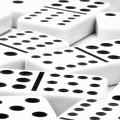 Dominoes II by Tom Mc Nemar