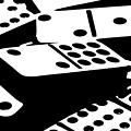 Dominoes IIi by Tom Mc Nemar