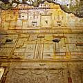 Domus Aurea Wall Fresco by Adam Rainoff