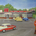 Don Carlos Drive Inn by Sharon Coray