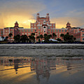 Don Cesar Reflection by David Lee Thompson