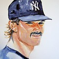 Don Mattingly by Brian Degnon