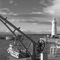 Donaghadee Fishing Wharf by Photopoint Art