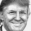 Donald J.trump by Rafael Salazar