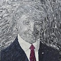 Donald J. Trump  by Gino Tupone