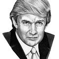 Donald Trump by Murphy Elliott