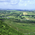 Donegal Patchwork Farmland by Sally Weigand