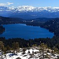 Donner Lake by Thomas Marchessault