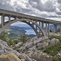 Donner Memorial Bridge by Mark Smith