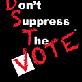 Don't Suppress The Vote by Shirley Whitaker