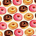 Donut Pattern by Kelly Gilleran