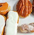 Donuts  by Ricky L Jones