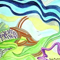 Doodlewat11 Summer Fun by Paula Maybery