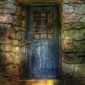 Door - A Rather Old Door Leading To Somewhere by Mike Savad