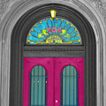 Door Fushia by Jost Houk