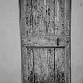 Door In Florence Italy  by John McGraw