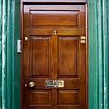 Door In Ireland by Douglas Barnett