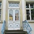 Door In Warendorf by Chani Demuijlder