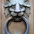 Door Knocker St. Louis by Mark Grayden