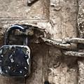 Door Lock And Chain by Daleep Kumar