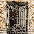 Door - Seville Spain by Jon Berghoff