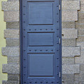Door With No Handle by D Hackett