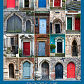 Doors Of Lincoln by Naomi Tebbs
