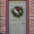 Doors Of Williamsburg 106 by Teresa Mucha