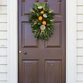 Doors Of Williamsburg 107 by Teresa Mucha
