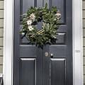 Doors Of Williamsburg 64 by Teresa Mucha