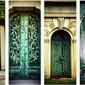 Doors Of Woodlawn by Jessica Jenney