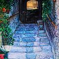 Doorsteps by Michel Angelo Rossi
