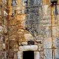 Doorway Church Of The Nativity by Thomas R Fletcher