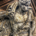 Doorway Guardian Mala Strana by Michael Kirk