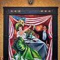 Doorway Mural by Richard Patrick