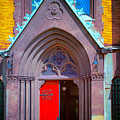 Doorway To Heaven by Mariola Bitner